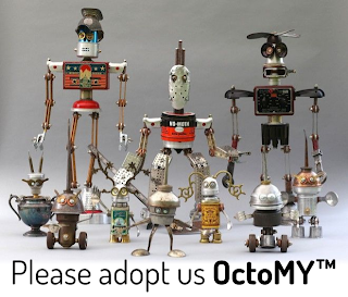 Adopt gear to OctoMY™